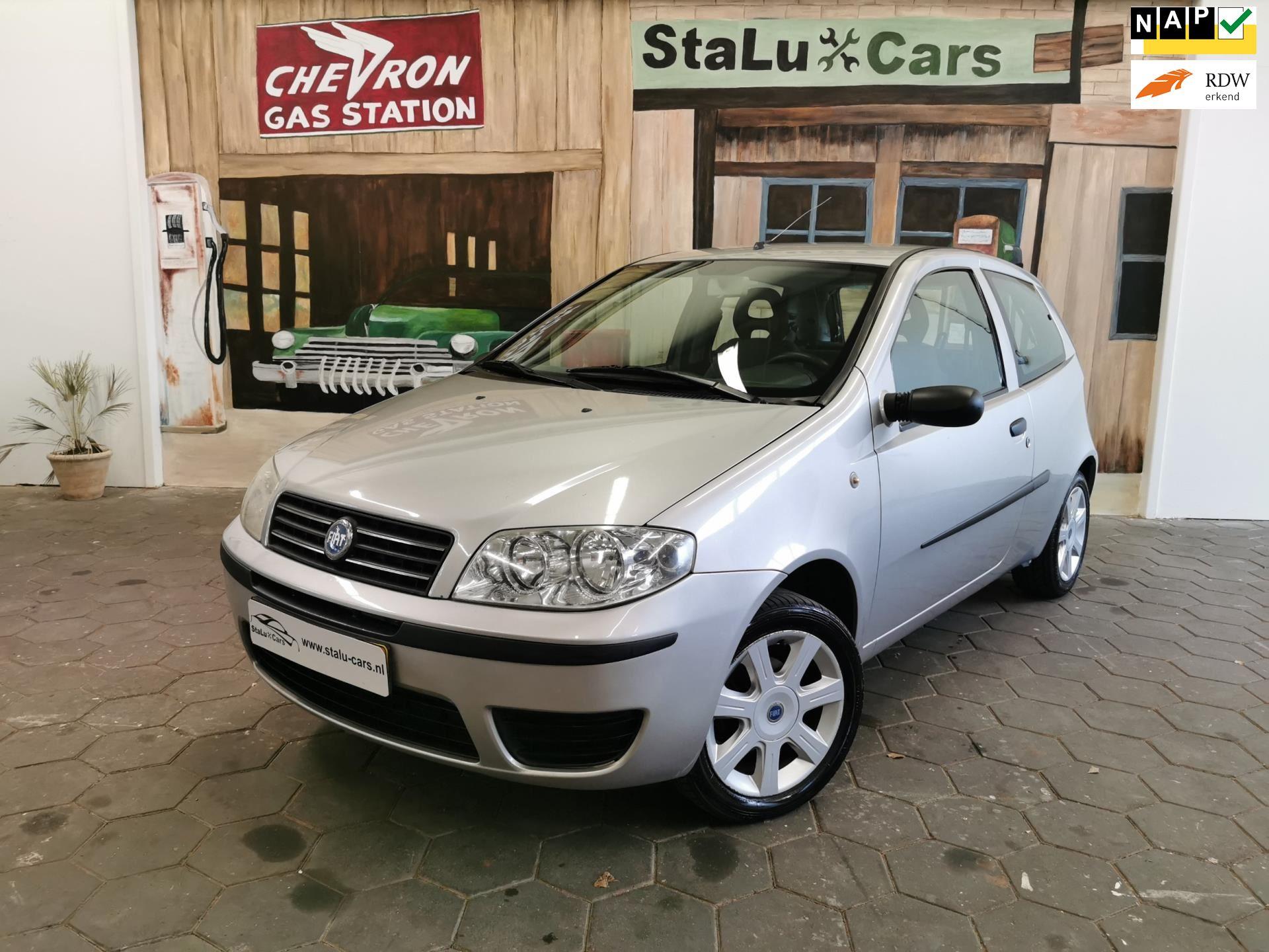 Fiat Punto occasion - StaLu