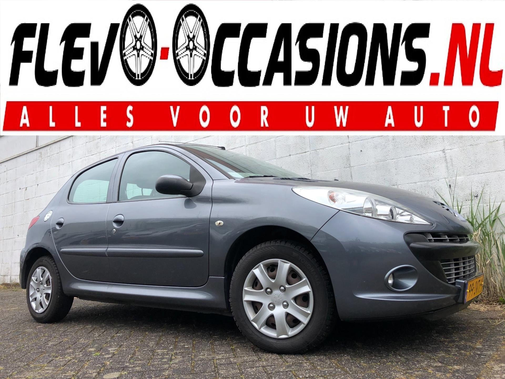 Peugeot 206  occasion - Flevo Occasions