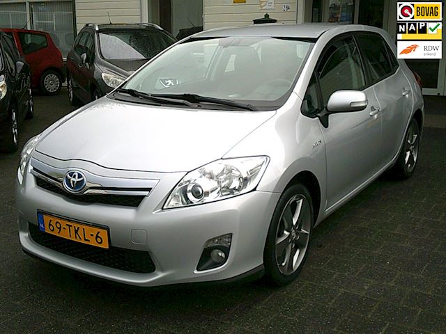 Toyota Auris 1.8 Full Hybrid Executive(1e eigenaar)