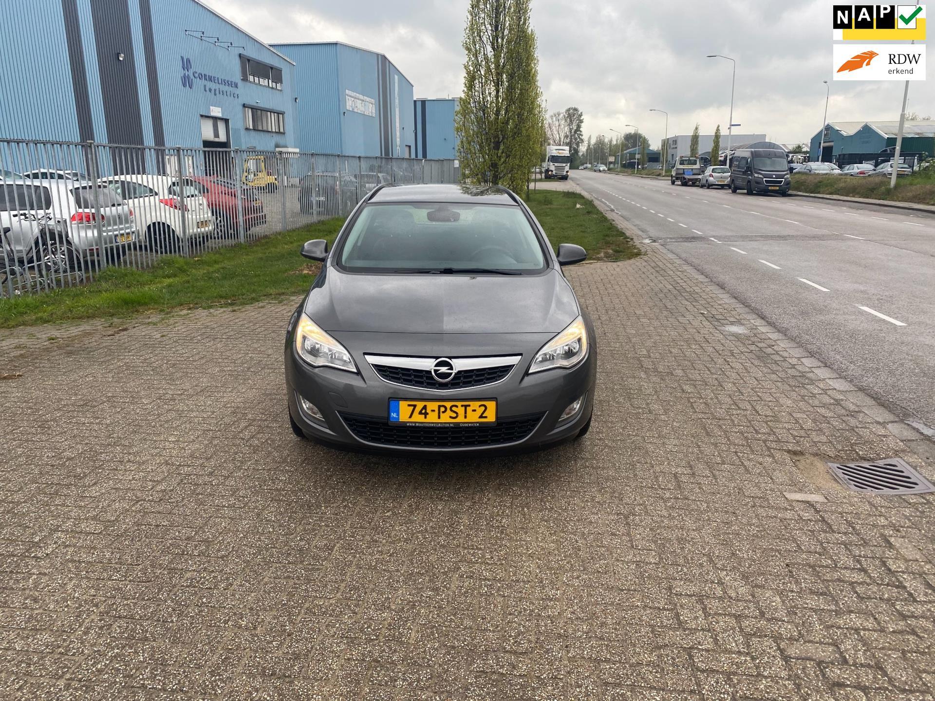 Opel Astra Sports Tourer occasion - Riffi Auto's