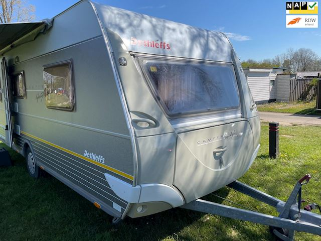 Dethleffs LIFESTYLE 540DBM Met Queensbed