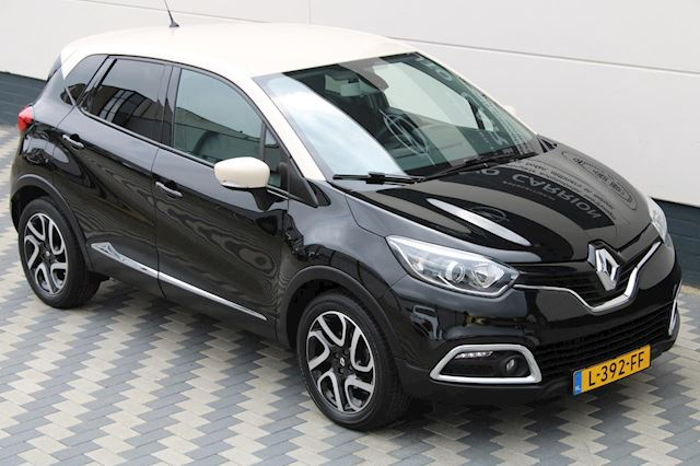 Renault Captur 1.2 TCe Automaat Navi Camera Keyless Entry !!