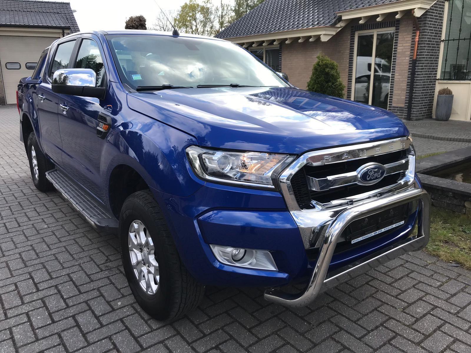 Ford Ranger occasion - Van Sabben Auto's