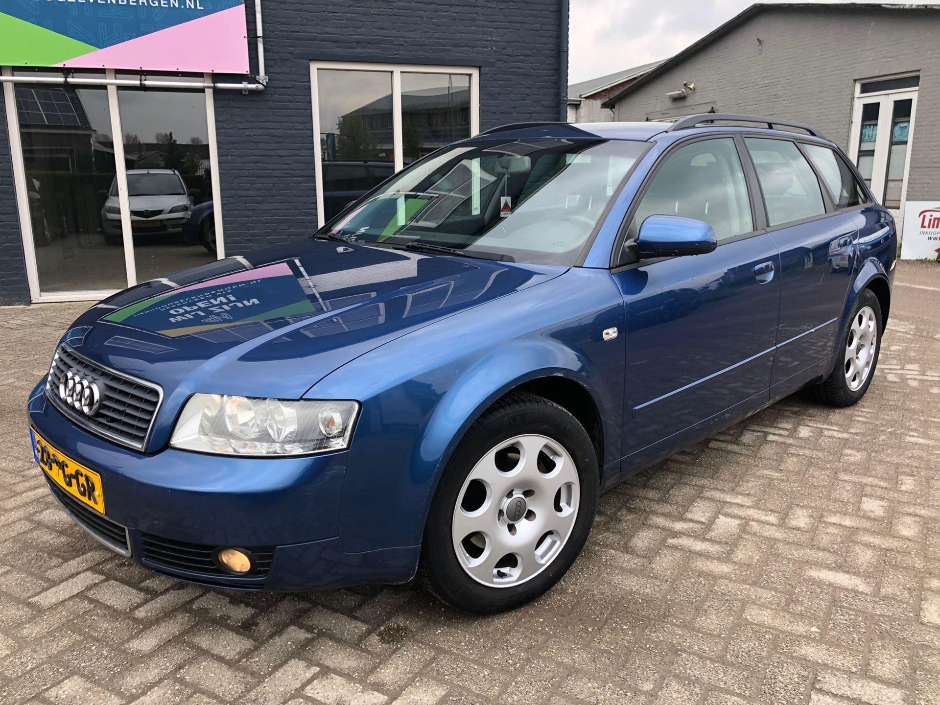 Audi A4 Avant occasion - Limited Car