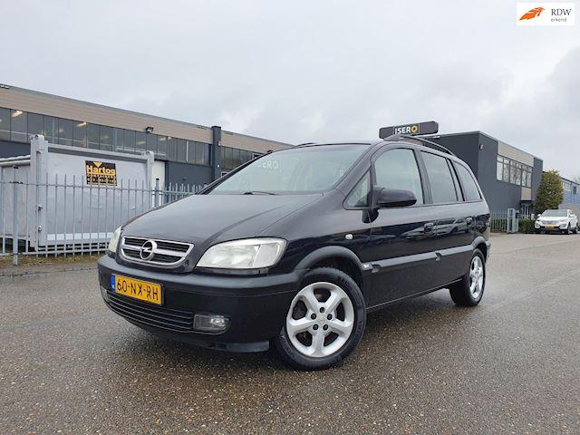 Opel Zafira 1.6-16V Comfort/7PERS/AIRCO/CRUISE/ 2 X SLEUTELS/BOEKJES