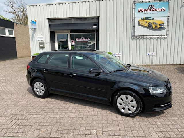Audi A3 Sportback occasion - Ubeda Auto's