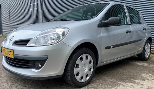 Renault Clio 1.2-16V Special Line|Airco|NAP|5 Deurs|Grijs