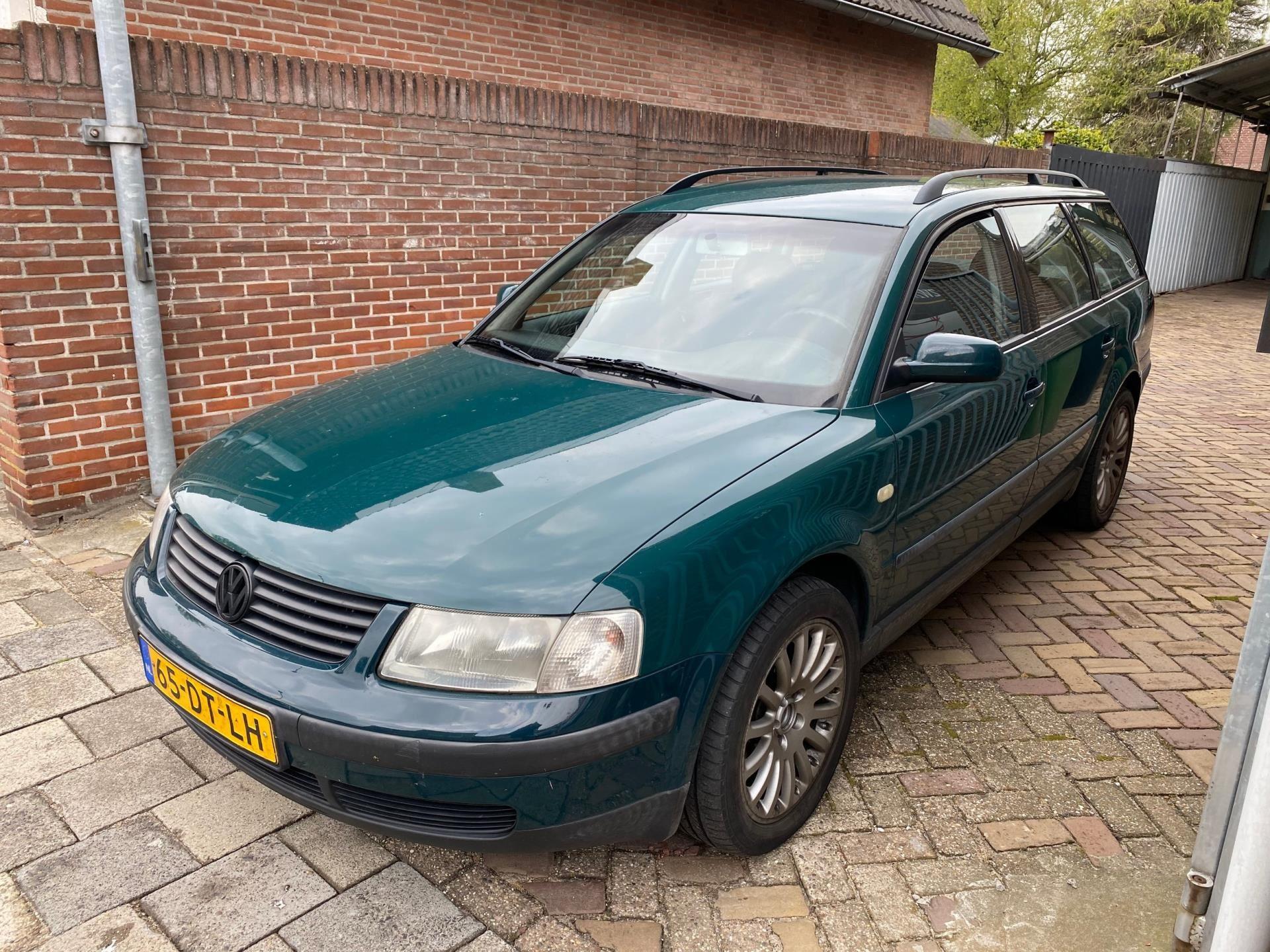 Volkswagen Passat Variant occasion - Zwaard Auto's