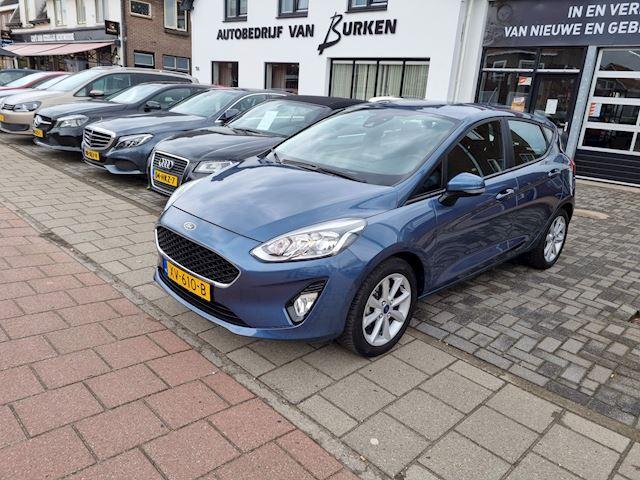 Ford Fiesta occasion - Autobedrijf van Burken