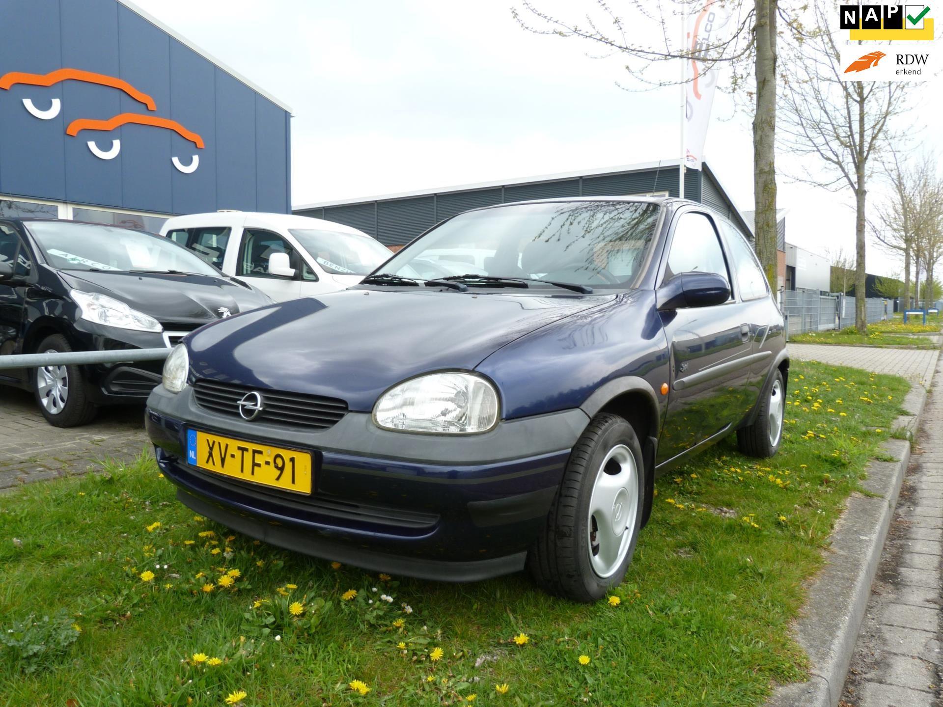 Opel Corsa occasion - Garage Elco