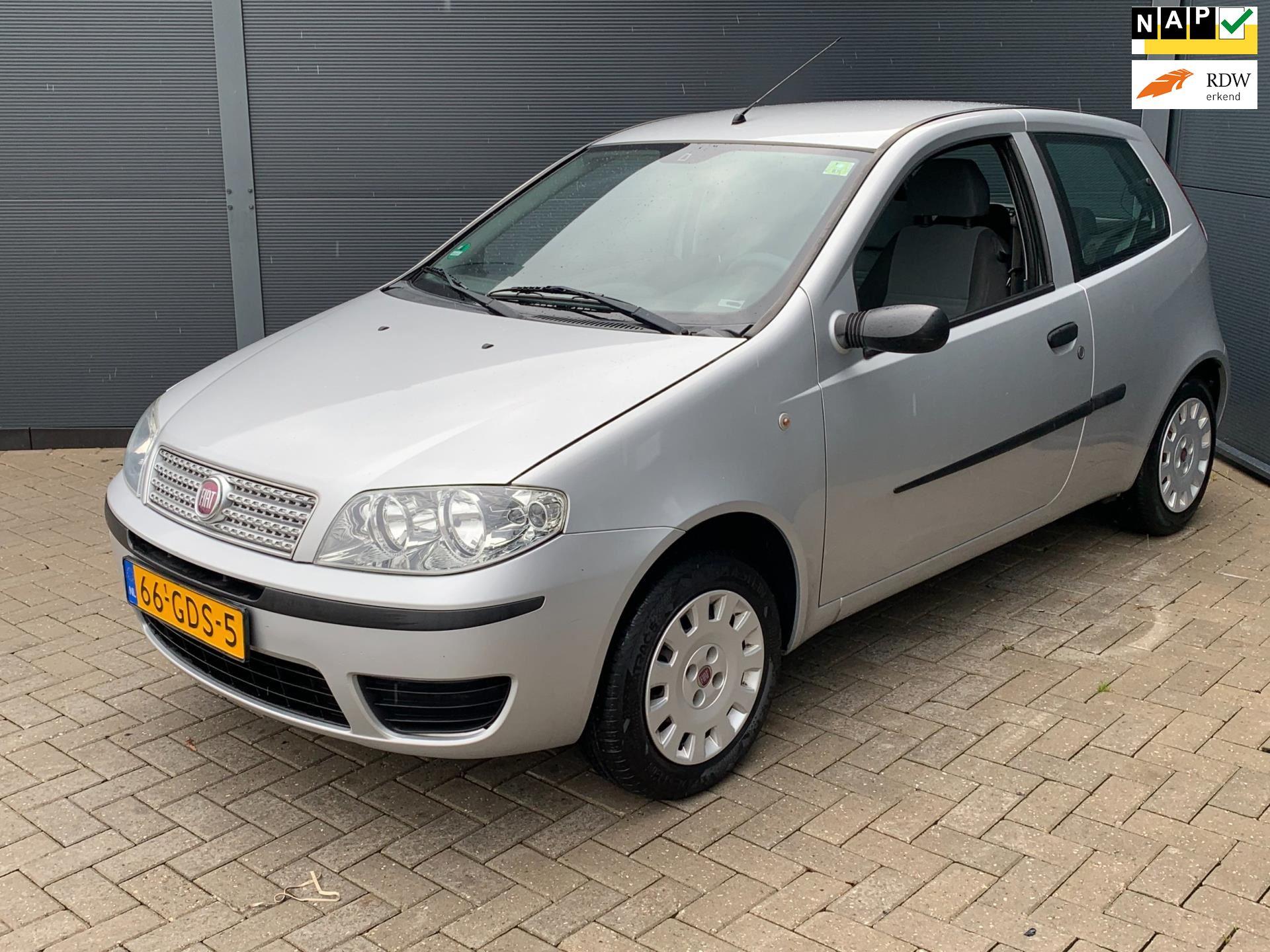 Fiat Punto occasion - Van den Brom Auto's