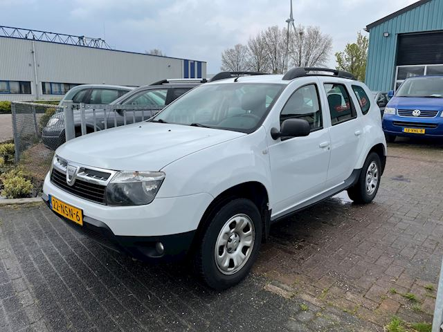 Dacia Duster 1.6 Lauréate 4x4 4 wheel drive