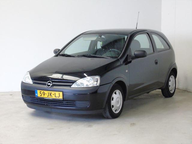 Opel Corsa occasion - van Dijk auto's