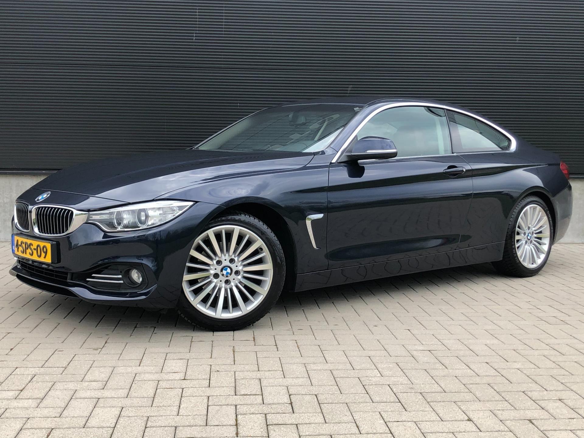 BMW 4-serie Coupé occasion - Auto Franken