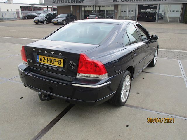 Volvo S60 2.4 Drivers Edition nw staat 130649km