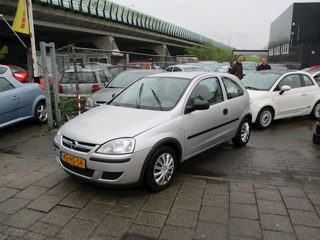 Opel Corsa 1.2-16V Rhythm st bekr cv elek pak nap nw apk