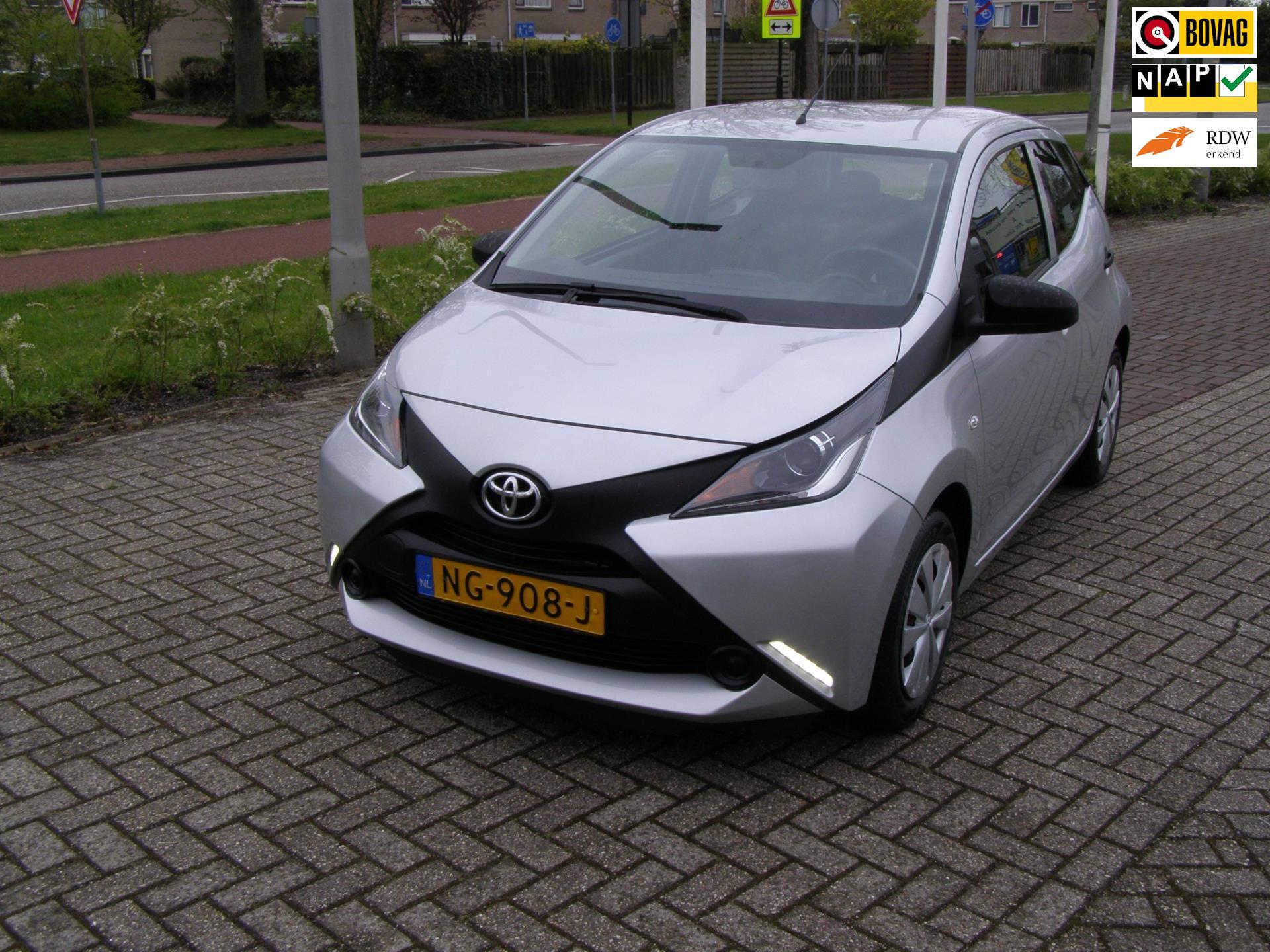 Toyota Aygo occasion - Occasion Centrum Lelystad