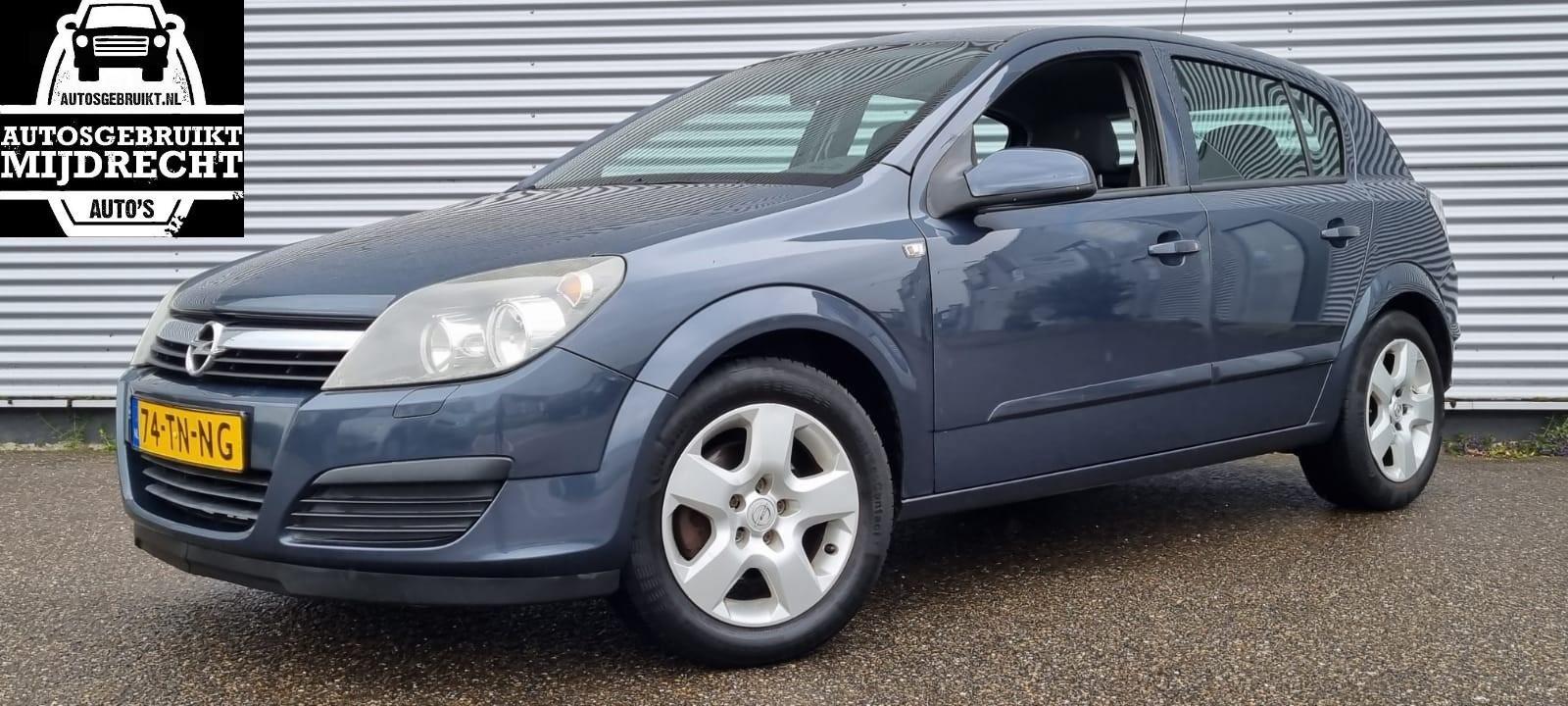 Opel Astra occasion - Autosgebruikt Mijdrecht