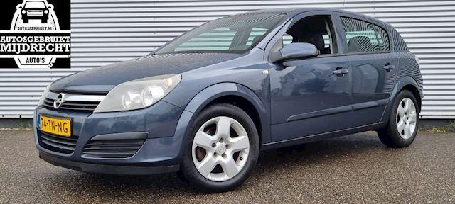 Opel Astra 1.6 Edition / Nieuwe APK /5-DRS / Airco / Cruise control / Elektr. ramen /