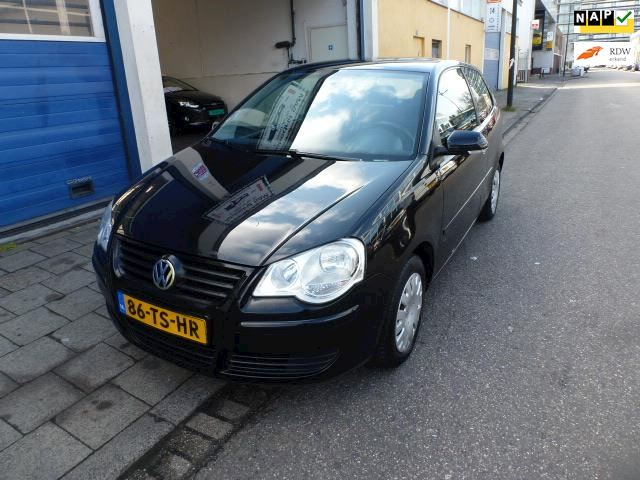 Volkswagen Polo 1.2 Optive Apk/Airco/Nap/Cd/Elektrisch/Centraal/Boekjes