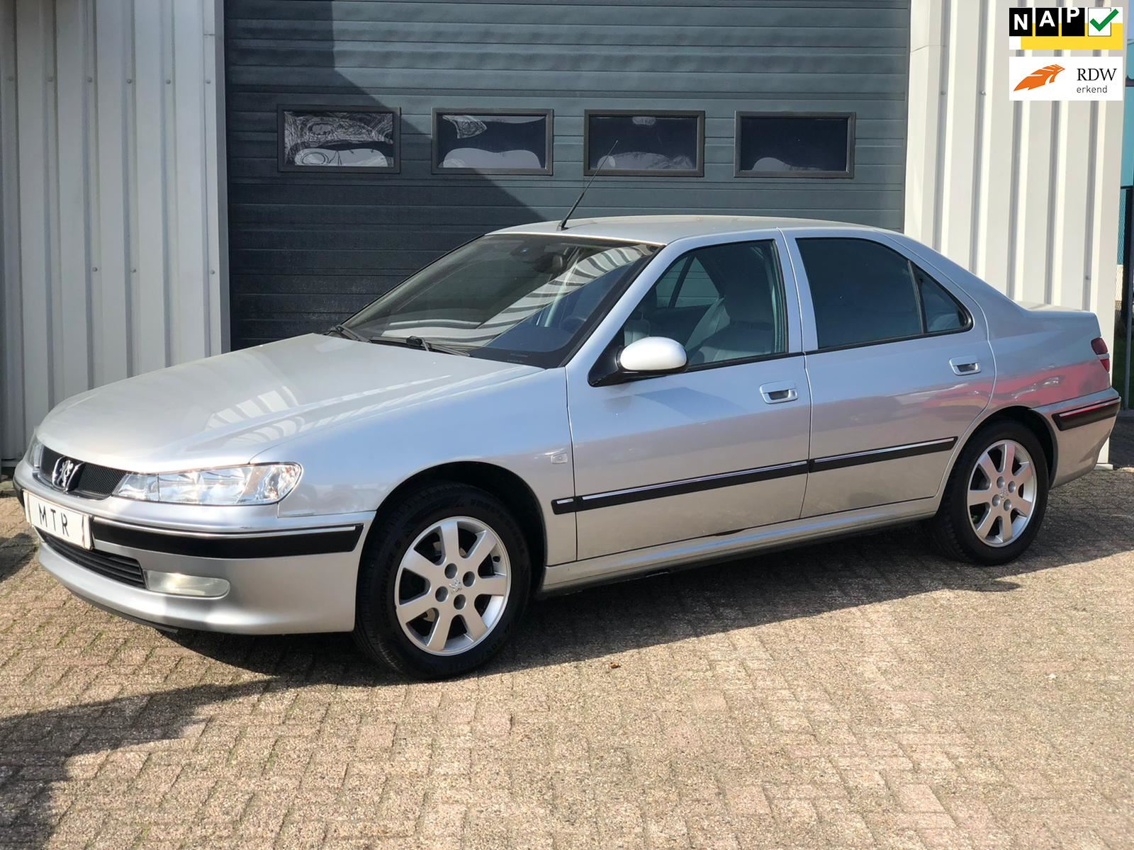 Peugeot 406 occasion - MTR Auto's