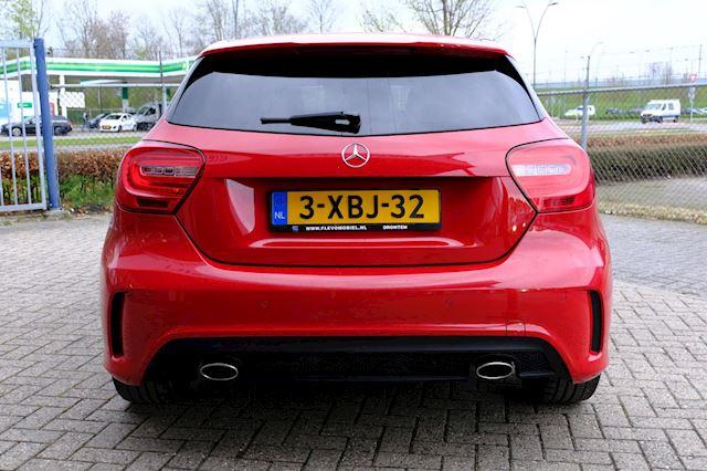 Mercedes-Benz A-klasse occasion - FLEVO Mobiel