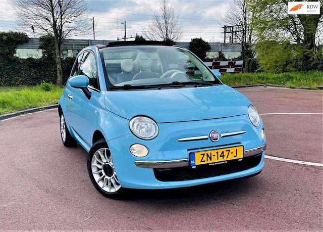Afbeelding van de Fiat500C12Pop