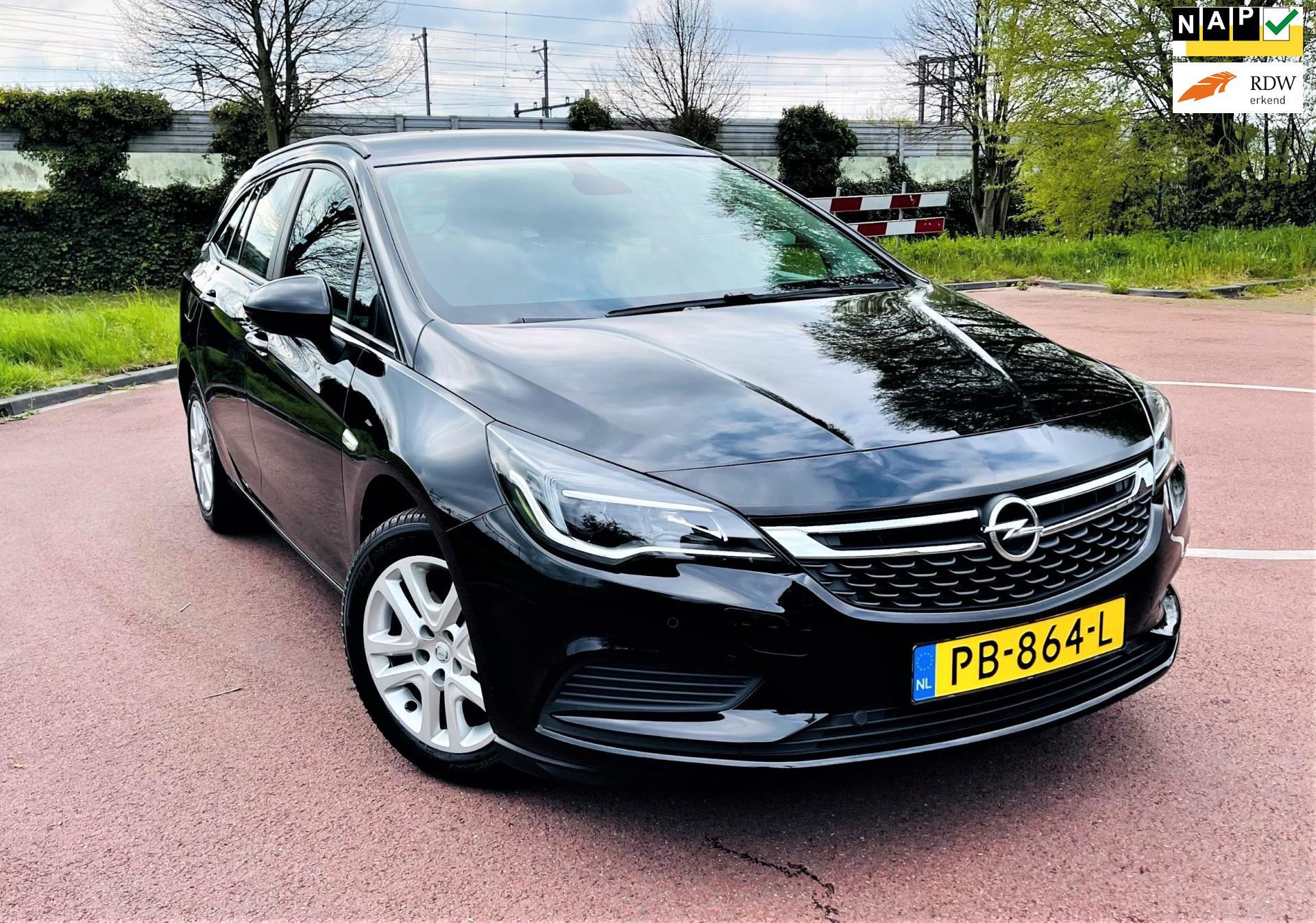 Opel Astra Sports Tourer occasion - OTC Auto's