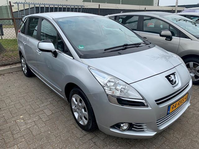 Peugeot 5008 1.6 HDiF Blue Lease 5p.