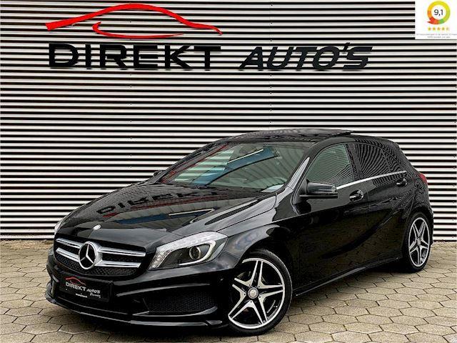 Mercedes-Benz A-klasse 200 AMG/NAVI/PANO/CAMERA/PDC/AUTOMAAT/STOELVERWARMING