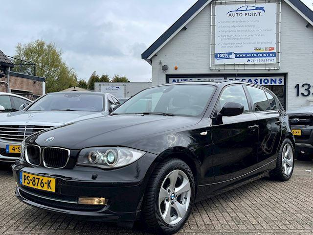 BMW 1-serie 116i EXECUTIVE AIRCO/STOELVERWARMING/XENON/PDC