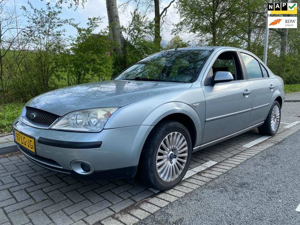 Ford Mondeo occasion - Autofixit