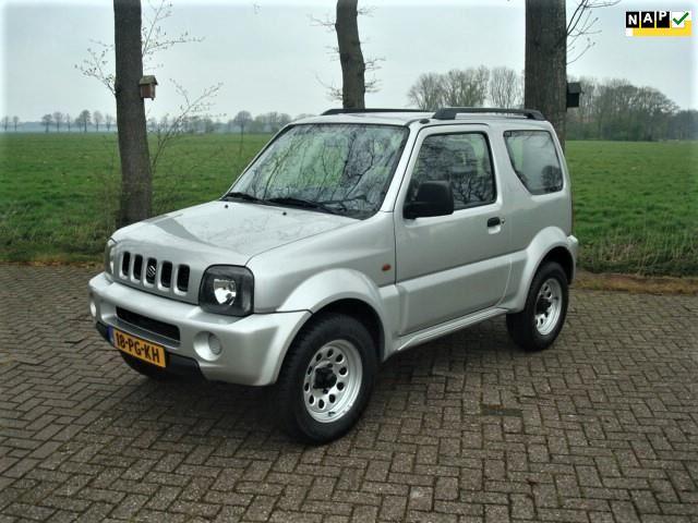 Suzuki Jimny occasion - Auto Lowik