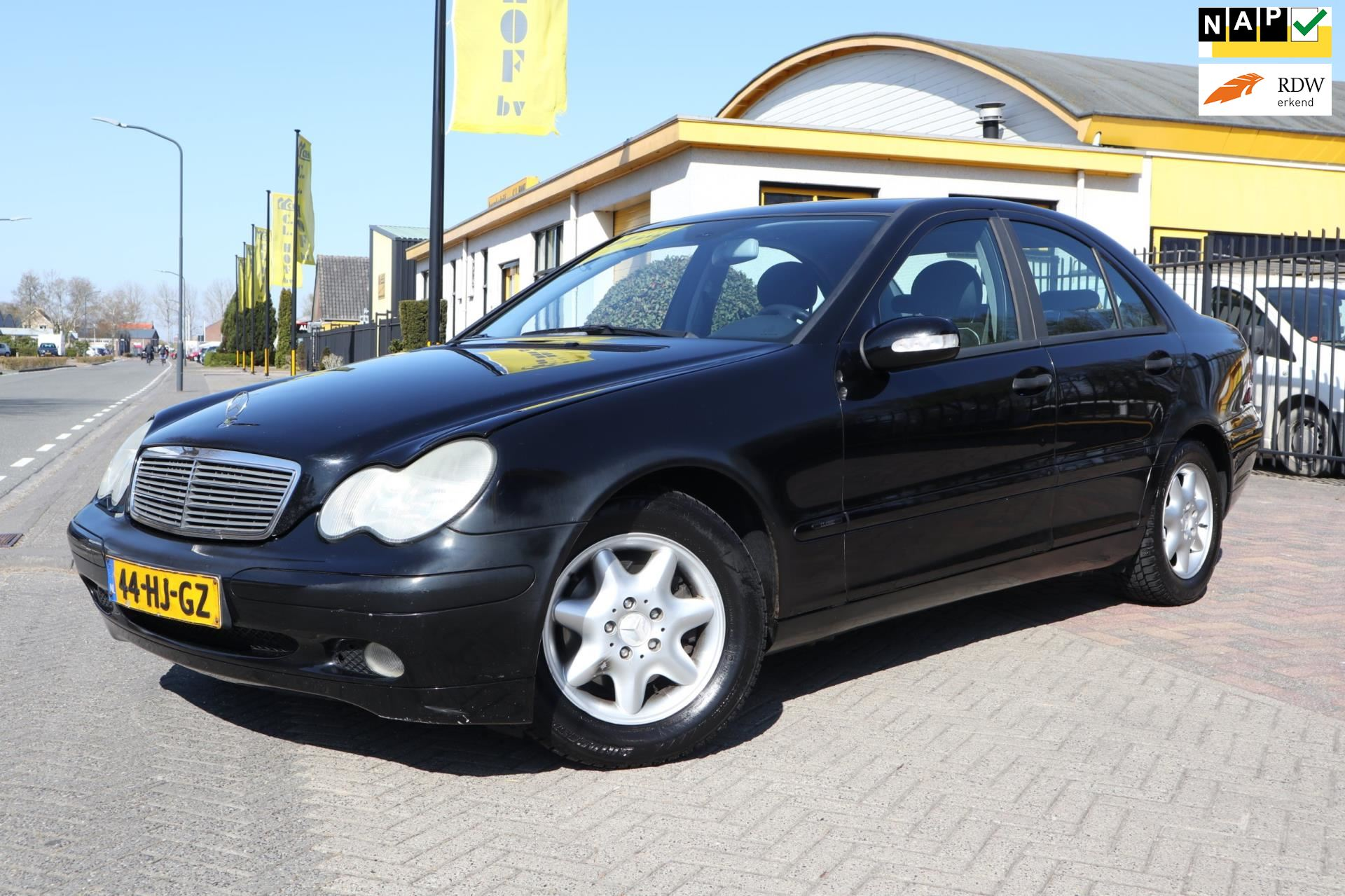 Mercedes-Benz C-klasse occasion - FB2 Cars
