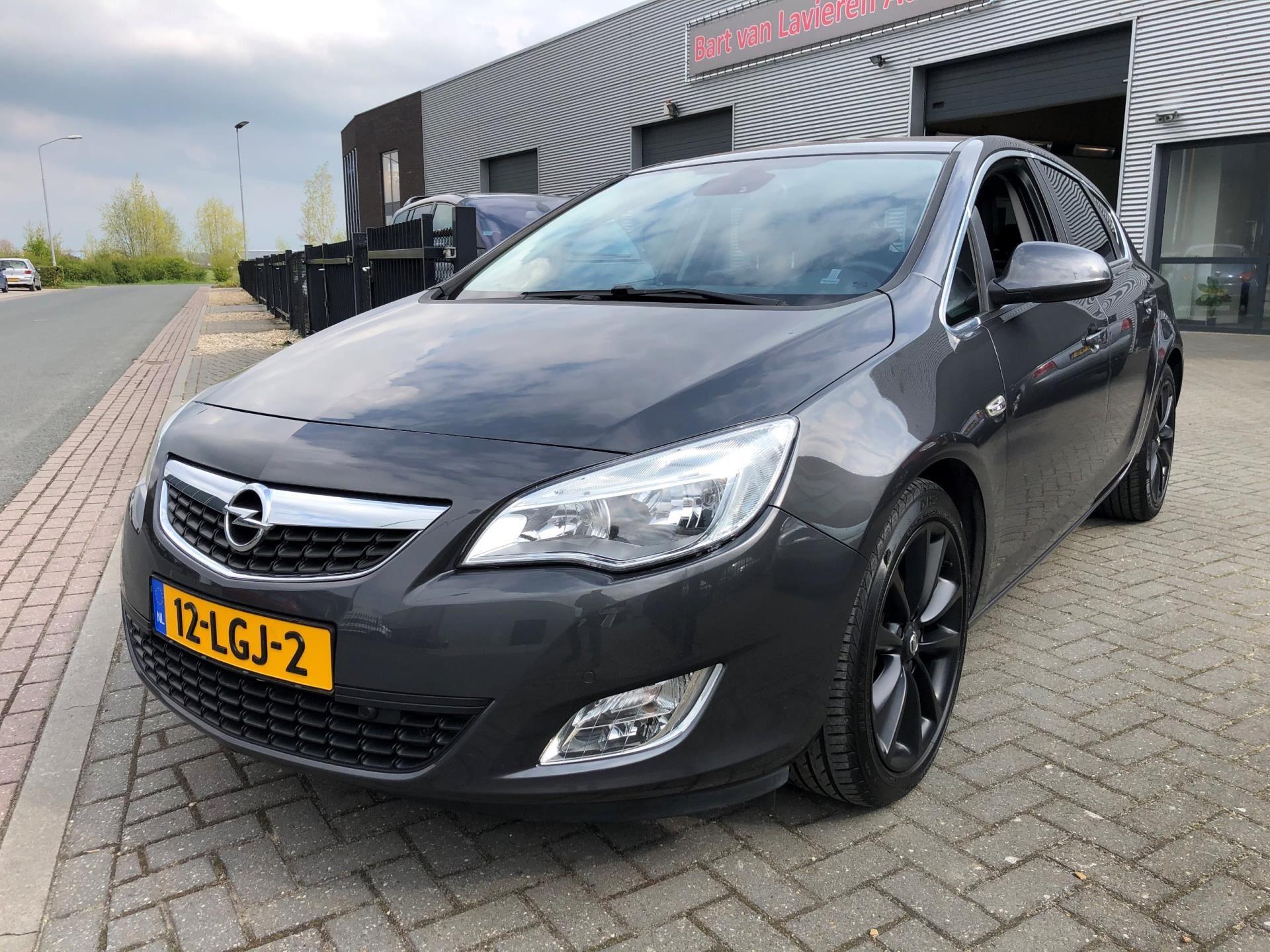 Opel Astra occasion - Bart van Lavieren Auto's