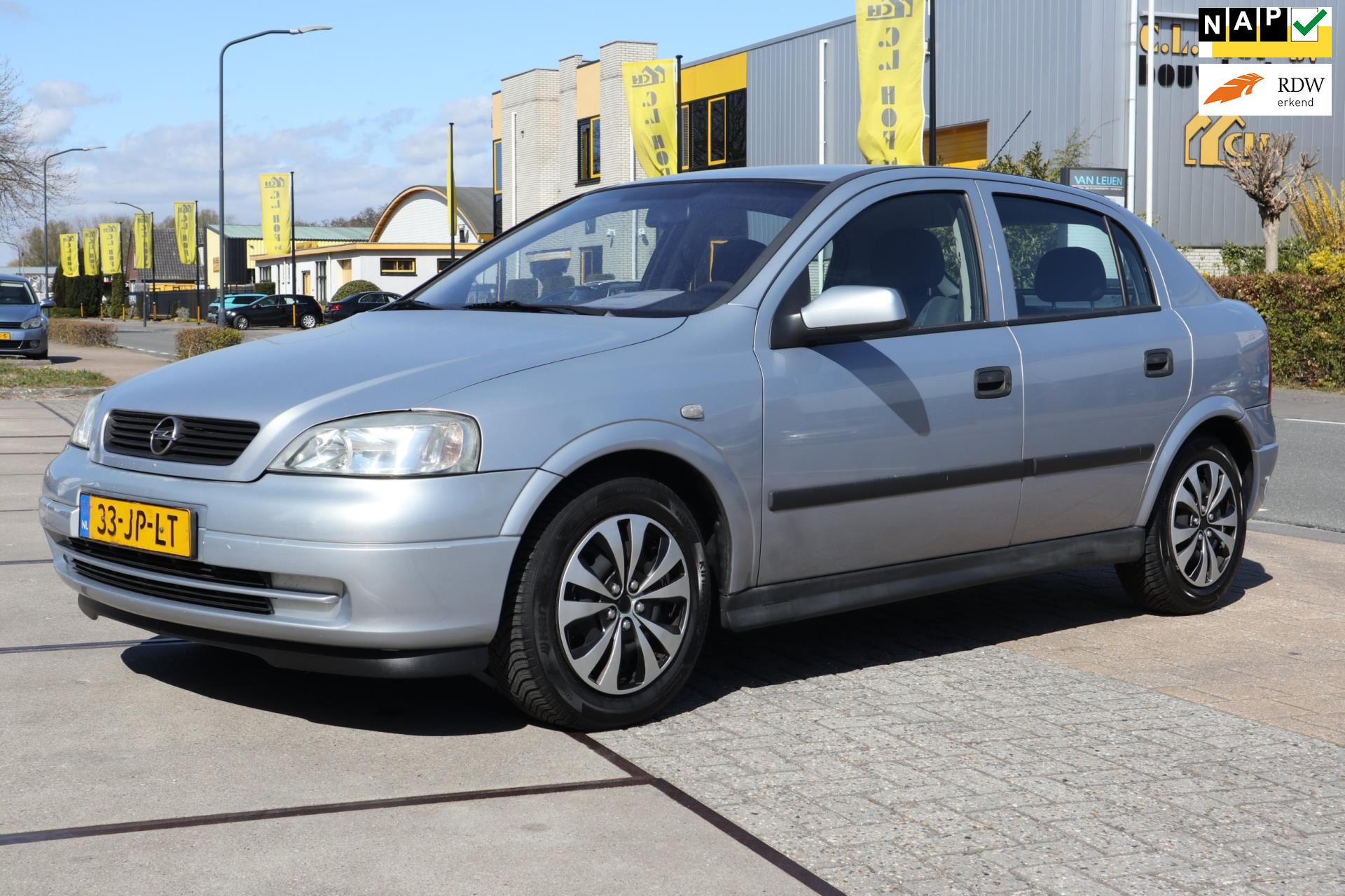 Opel Astra occasion - FB2 Cars