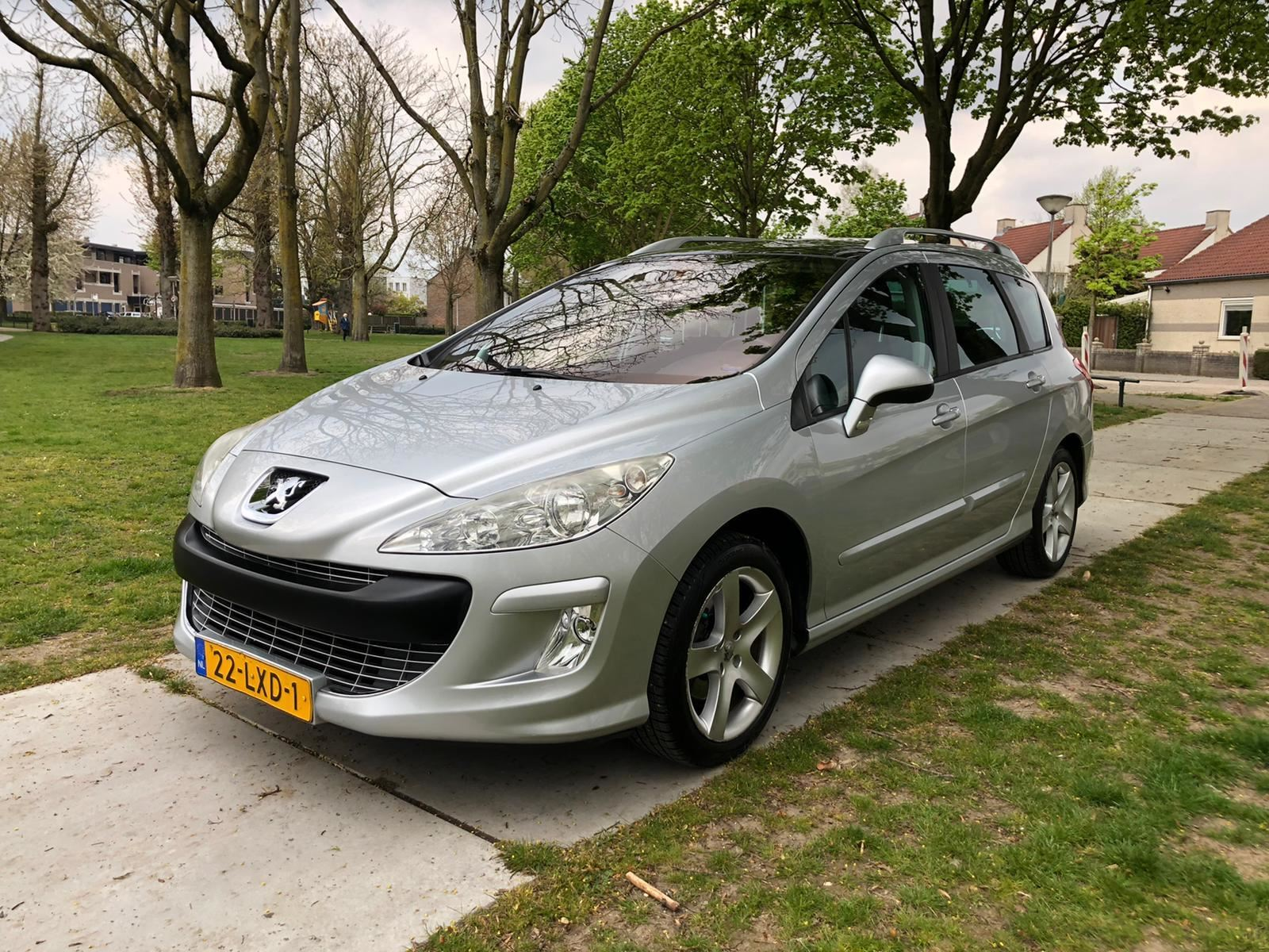Peugeot 308 SW occasion - Garage Roxs