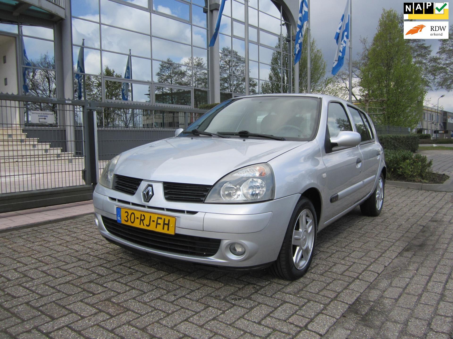 Renault Clio occasion - HG Auto's