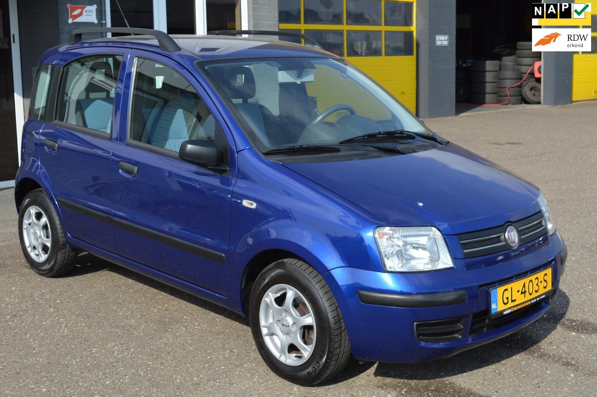 Fiat Panda occasion - Autobedrijf Ton Kerkhoffs Bv