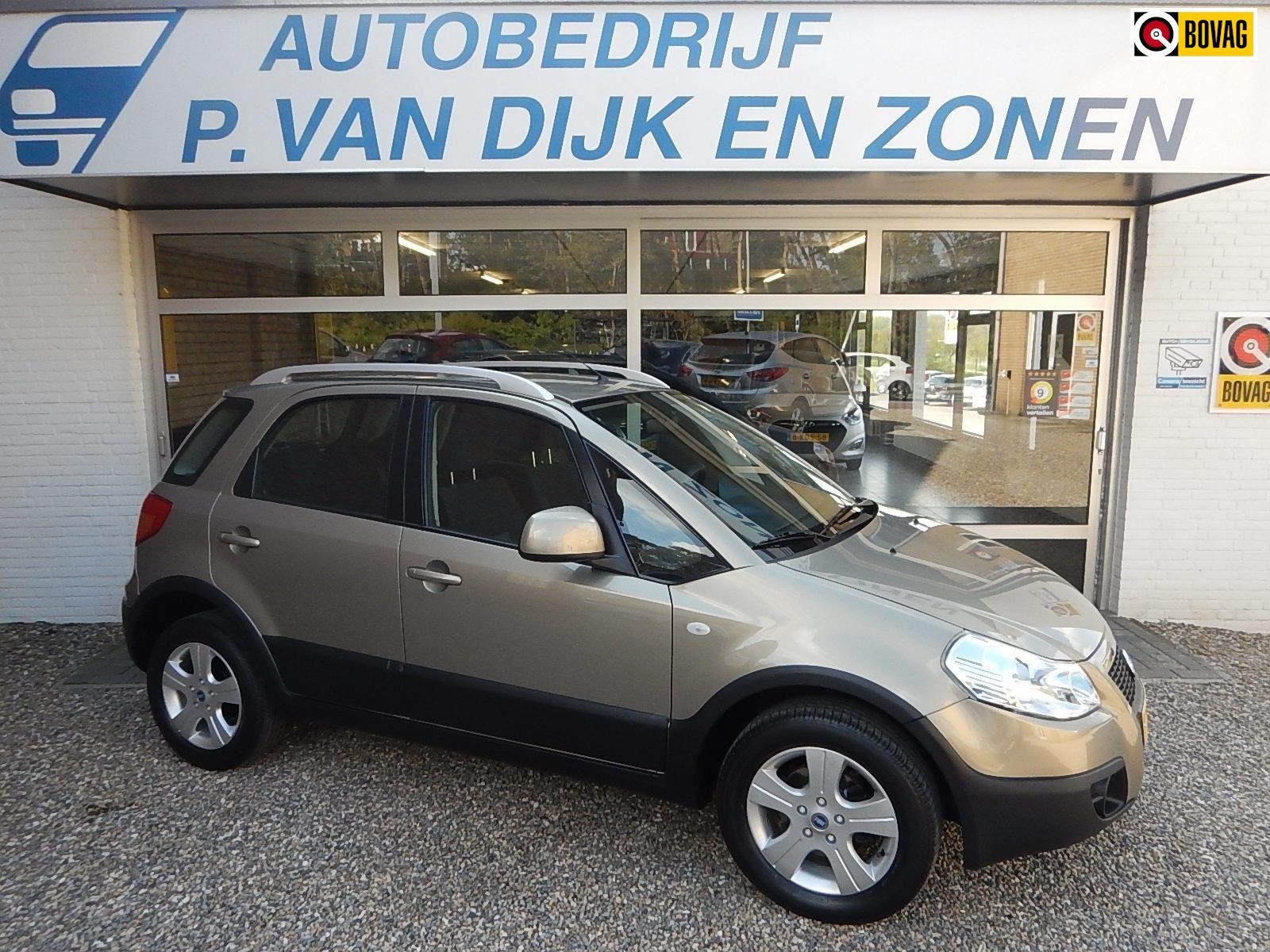 Fiat Sedici occasion - Autobedrijf P. van Dijk en Zonen