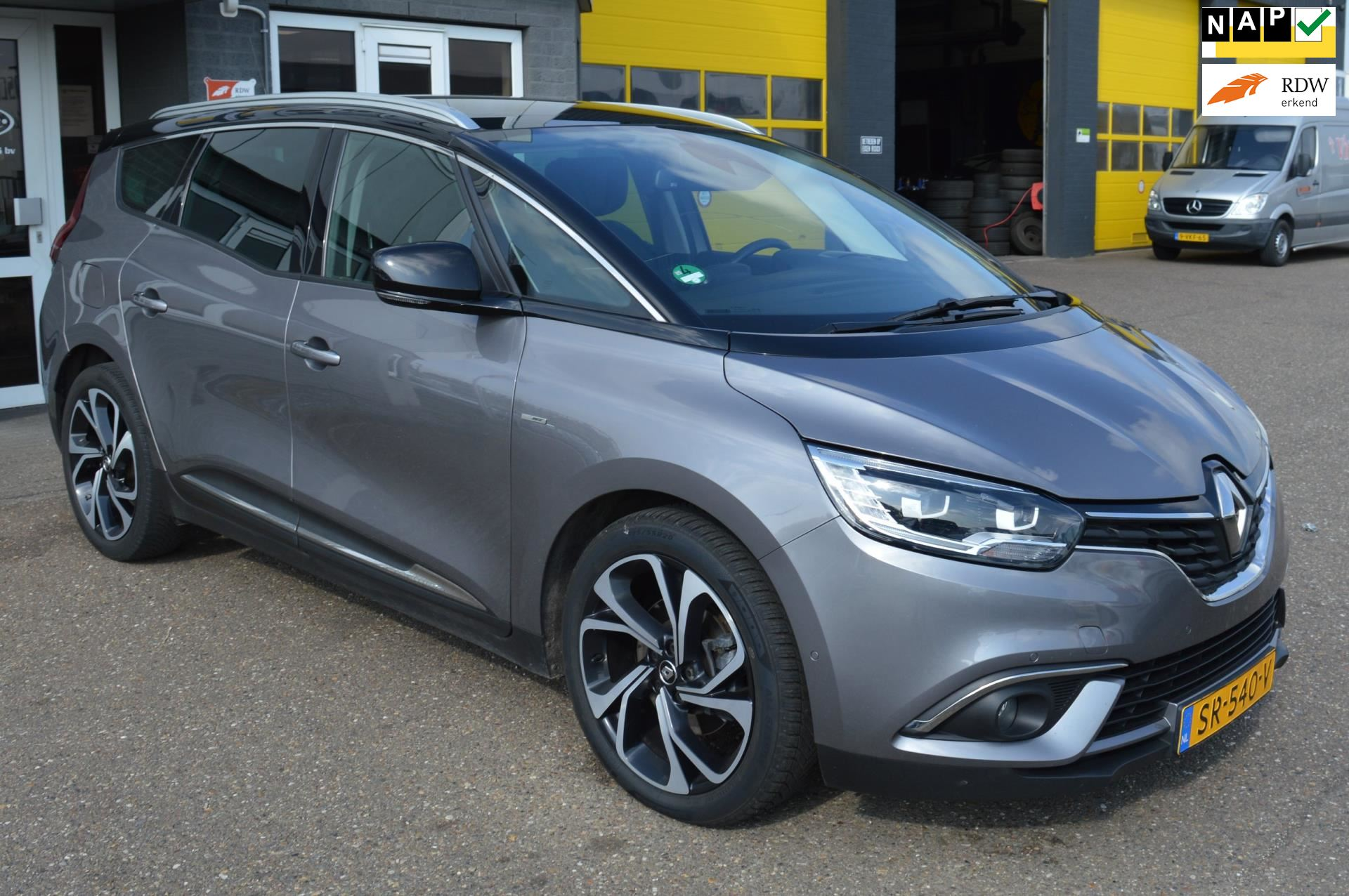 Renault Grand Scénic occasion - Autobedrijf Ton Kerkhoffs Bv