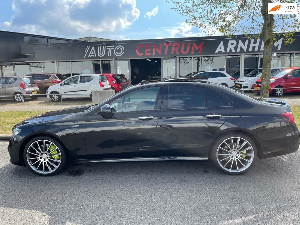 Mercedes-Benz E-klasse occasion - Auto Centrum Arnhem