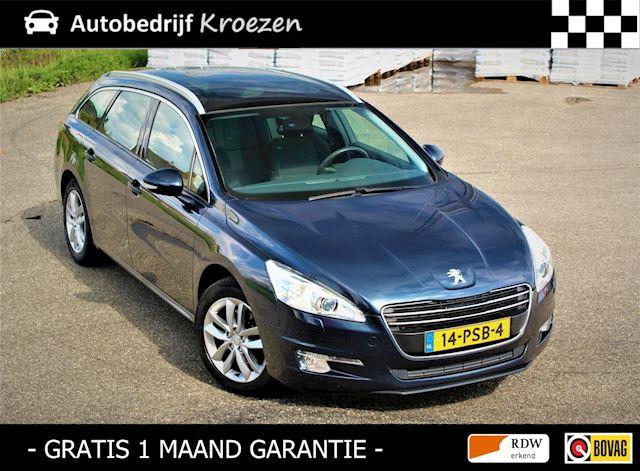 Peugeot 508 SW 1.6 THP Active * Org NL Auto * Van 2e Eigenaar * Glazen dak *
