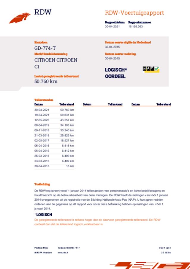 Citroen C1 1.0 e-VTi Feel