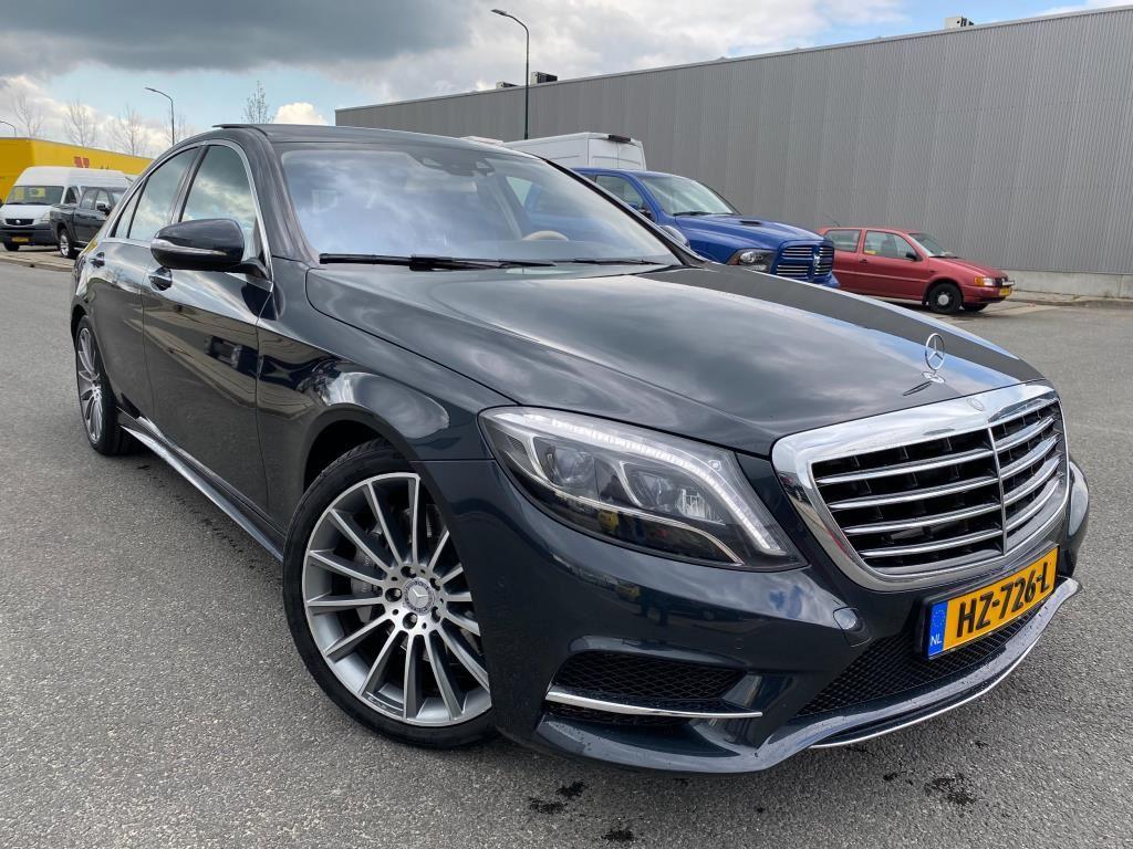 Mercedes-Benz S-klasse occasion - Autobedrijf De Kronkels