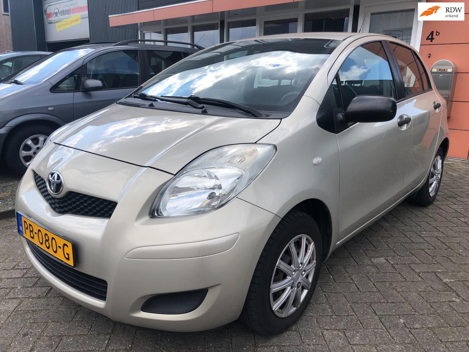Toyota Yaris occasion - PB Auto's