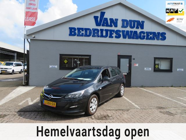 Opel Astra Sports Tourer 1.4 Edition