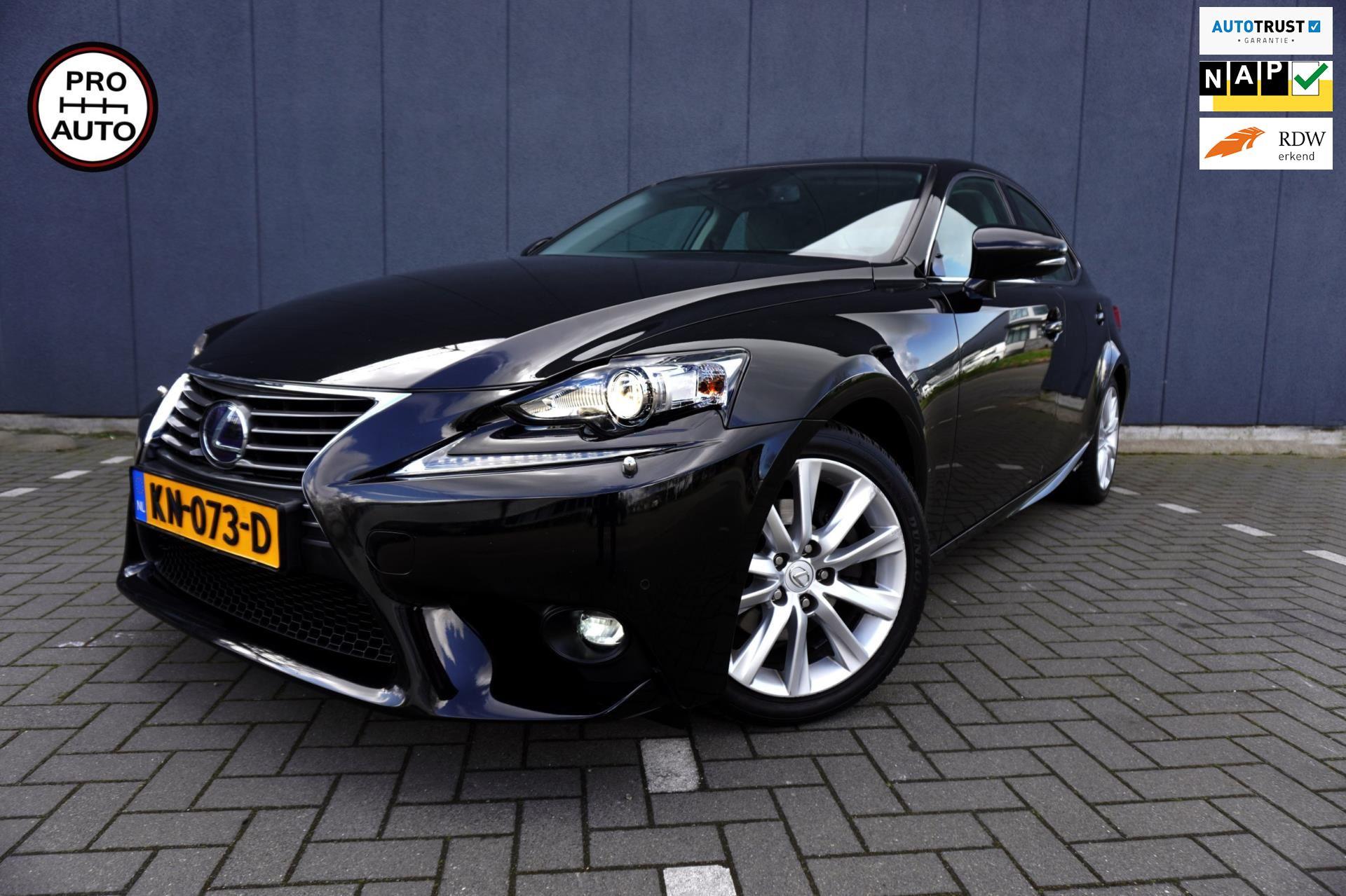 Lexus IS occasion - Proautoverkoop