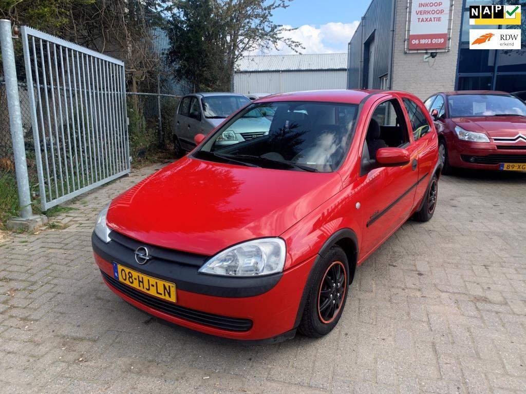 Opel Corsa occasion - Hans van den Heuvel Auto´s