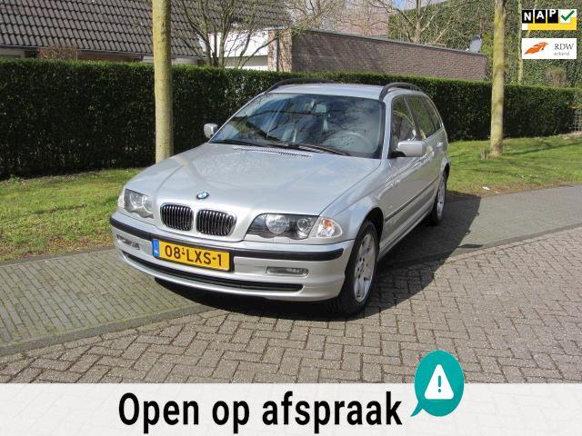 BMW 3-serie Touring occasion - V.O.F. Garage Ypenburg